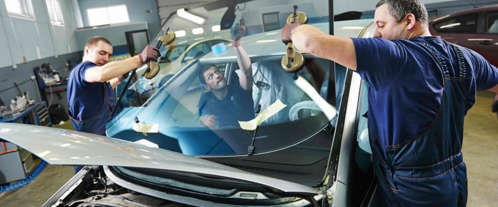 windshield replacement service in New Port Richey FL