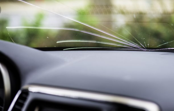 Your Windshield Crack Is Getting Larger As Time Passes