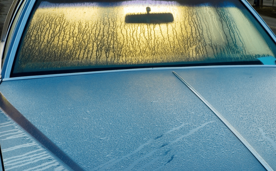 Where Does the Condensation Come from on My Car Windshield?